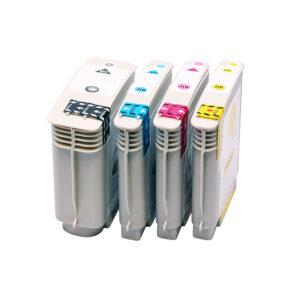HP 940 *Value-Pack* C/M/Y/K Cartridges