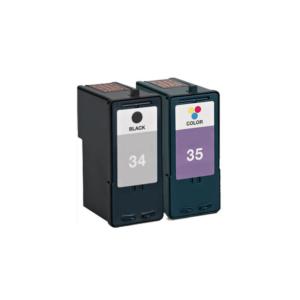 Lexmark 34/35 *Value-Pack* Generic Inks