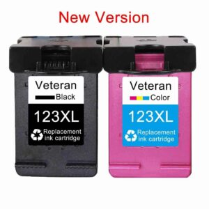 HP 123XL * Value-Pack* Ink Cartridges