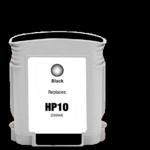 HP 10 Black Ink Cartridge