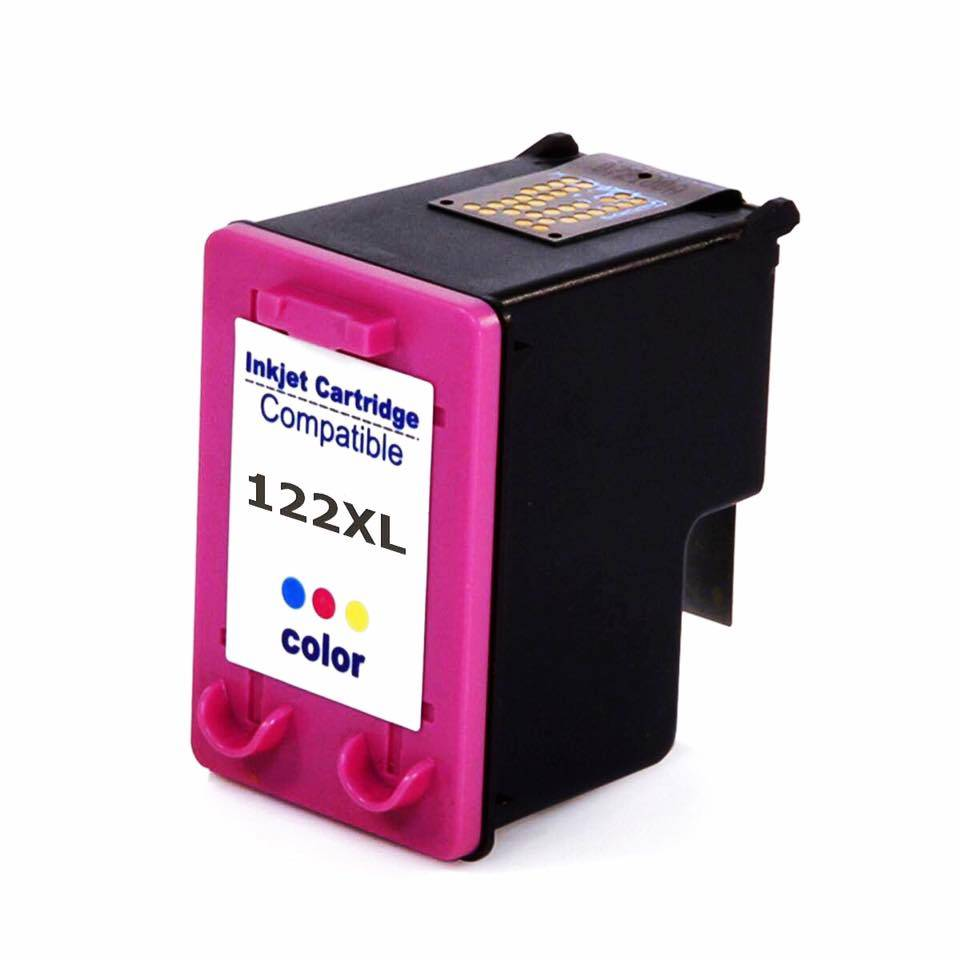 HP 122XL Colour Ink Cartridge