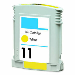 HP 11 Yellow Generic Cartridge (C4838A)