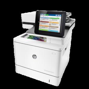 HP Color-LaserJet M577 Multifunction Printer