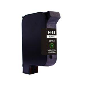 HP 15 Black Generic Ink