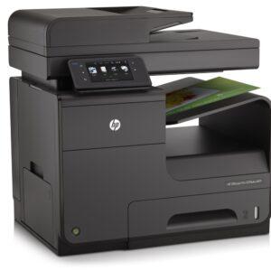 HP Officejet X576DW Multifunction Printer