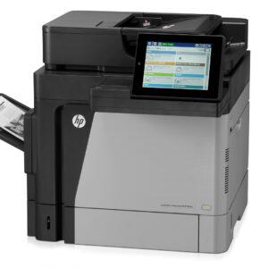 HP Mono-Laser M630 Multifunction Printer