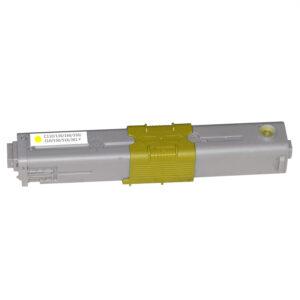 Oki C110/130/160 Yellow Generic Toner