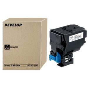 Konica-Minolta TNP-50 Black Generic Toner