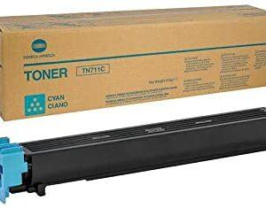 Konica-Minolta TN711 Cyan Generic Toner
