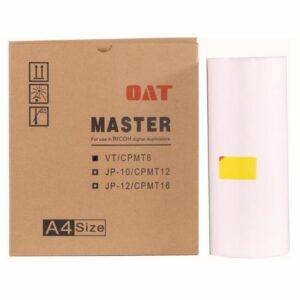 Gestetner CPMT- 16/JP12 A4 Master Roll
