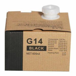 Duplo G14 Black Generic Ink