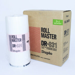 Duplo DR831s Generic A4 Master Roll