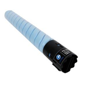 Konica Minolta TN512C-TN324C-B1027-B1167 Cyan Generic Toner