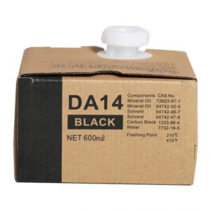 Duplo DA 14 Black Generic Ink