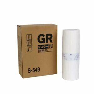 RISO S-549 Generic B4 Master Roll