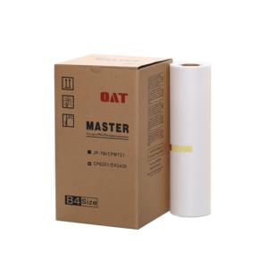 Gestetner CPMT-21 /JP7M B4 Master Roll