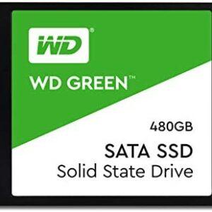 WD Green 480GB Hard Drive (SSD)