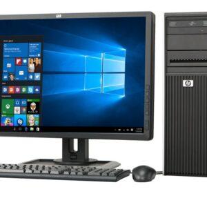 HP Z400 Refurbished Workstation