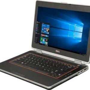 Dell Latitude E6420 + Webcam