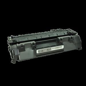 HP-Katun 05A Black Generic Toner (CE505A)