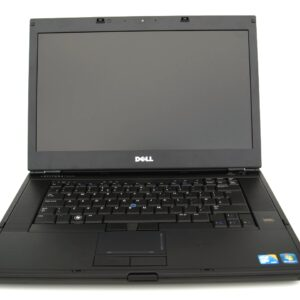Dell Latitude E6510 + Webcam