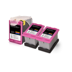HP 123XL Colour (3 Pack) Inks