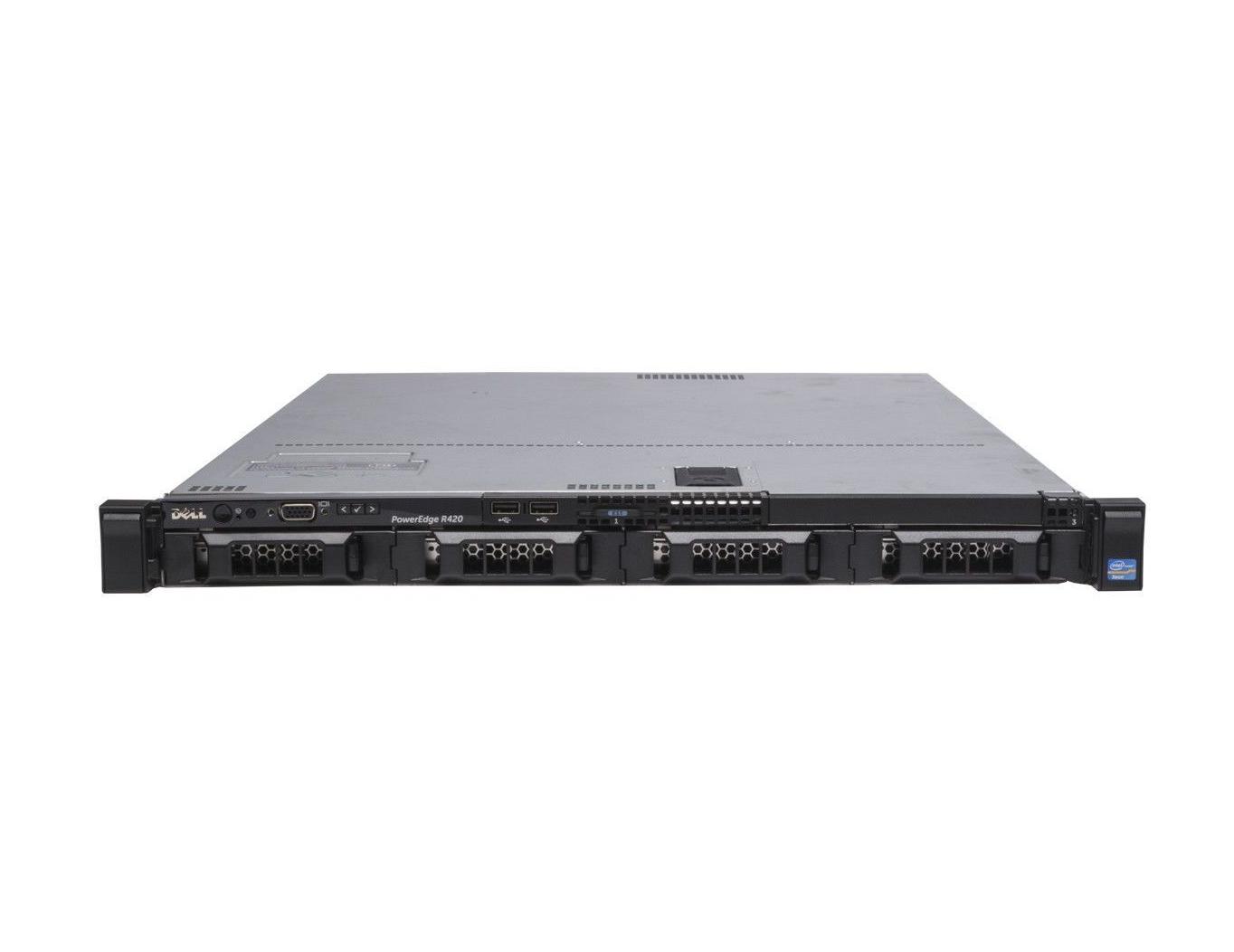 Dell PowerEdge R420 Server