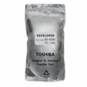 Toshiba D6000 Black Developer