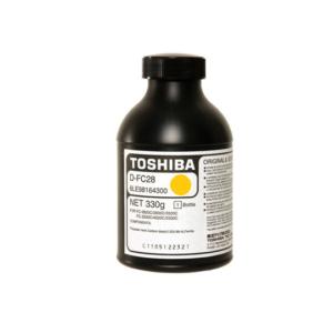 Toshiba DFC28 Yellow Developer