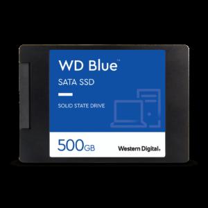 Western Digital Blue 500GB (SSD)