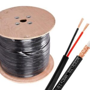 Coaxial RG59 Power Cable (500M)