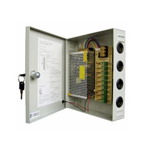 9 Camera/Channel 12V Power Supply