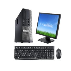 DELL GX7010 + Monitor Refurbished Computer