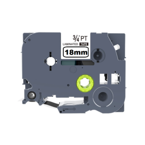 Brother Compatible TZ - 18mm Label Tape