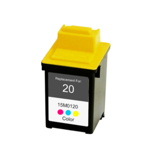 Lexmark 20 Colour Generic Ink