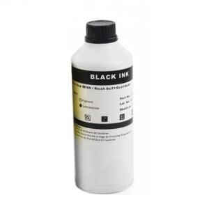 Ricoh Black Sublimation Dye Ink Bottle